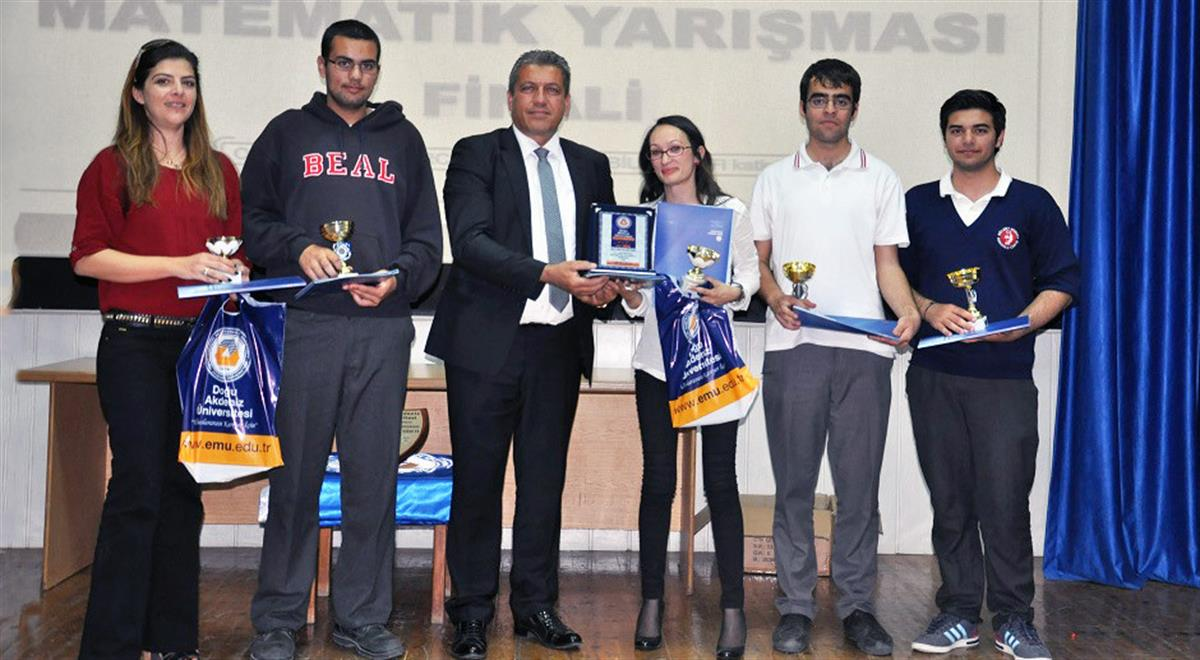 Bülent Ecevit Anadolu High School Became the Winner of the 21st High School Mathematics Competition