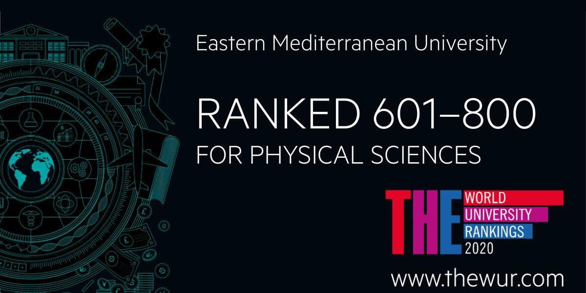 EMU REGISTERED AS A WORLD BRAND IN PHYSICAL SCIENCE EDUCATION