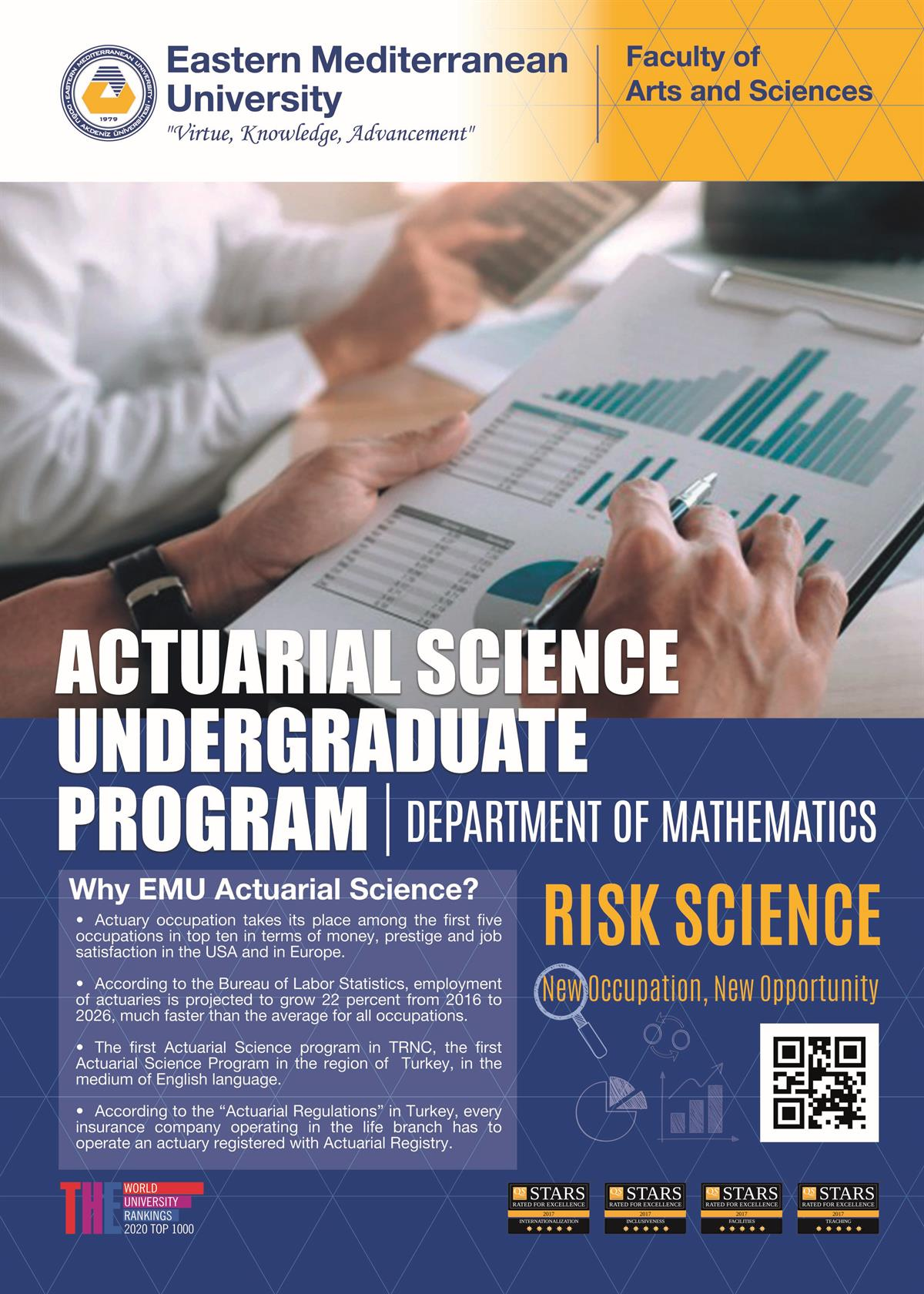 Actuarial Science Undergraduate Program