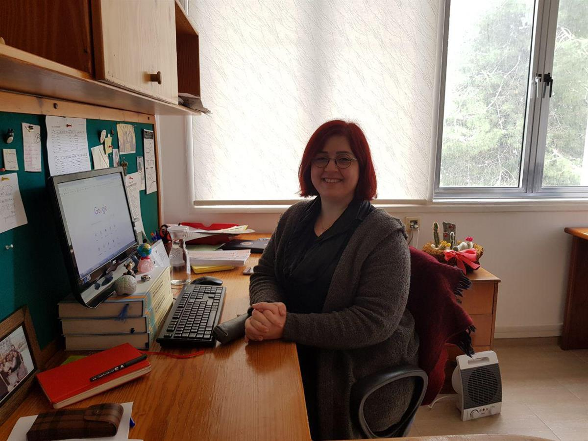 New Faculty Member Assist. Prof. Dr. Burcu Kaya Kızılöz